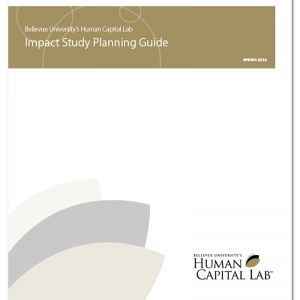 Impact study planning guide