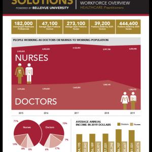 Workforce Overview - Healthcare (2020)