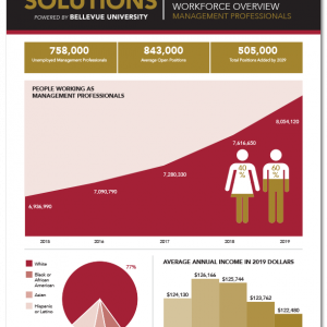 Workforce Overview - Management (2020)